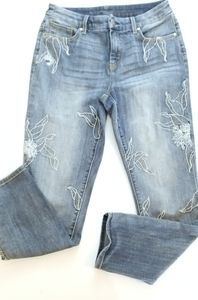 CHICO'S Size 0 Ankle Jeans